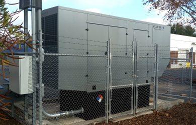 Datacate's Rancho Cordova Data Center Gets New, More Powerful Backup Generator